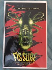 FISSURE #1 Tim Daniel Blindbox Comics COLOR Variant Cover NM+ The Atoll
