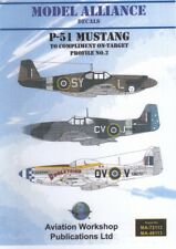 Model Alliance Decals ML48113 1:48 On Target North-American P-51 Mustangs OOP
