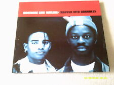 BROTHERS LIKE OUTLAW - TRAPPED INTO DARKNESS - 4 TRACK UK CD SINGLE