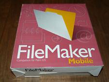 FileMaker Mobile 1.0 Vollversion für PalmOS, deutsch 10-User