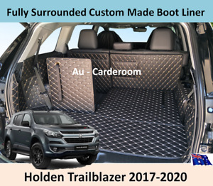 Holden Trailblazer 2017-2021 Custom Made Trunk Boot Mats Liner Cargo Cover