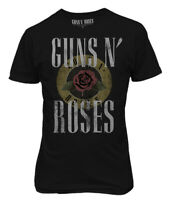 Guns N`Roses Official Men T-shirt - Size S... 5XL