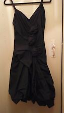 Pure Silk New Vintage by Oasis Black size 8