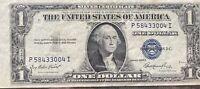 USA 1 Dollar 1935 E Silver Certificate One Banknote Schein Gute Erhaltung #21935