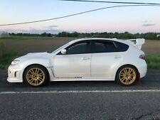 Subaru: WRX STI Sport Tech