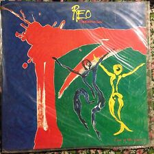 REO SPEEDWAGON • Life As We Know IT • Vinile LP • 1987 EPIC