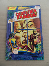 Crossfire And Rainbow 1 . D. Spiegle - Eclipse 1986 - FN / VF