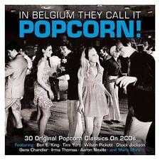 In Belgium They Call It Popcorn 30 Original Popcorn Classics on 2 CDs