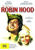 The Adventures of Robin Hood (classic Collection) - DVD Region 4 Free Shipping!
