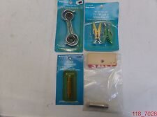 MIXED LOT of 4 Radio SHack 15-822 832 1258 TV Lead-In Standoffs Clips Attenuator
