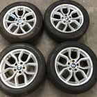 Aluradsatz Winter original BMW X3 , 18 Zoll , Mit Runflat! , 6787579  (#5368)