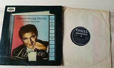 PIANO SONG BOOK MOVIE THEMES LIBERACE LP CORAL SVL 3007