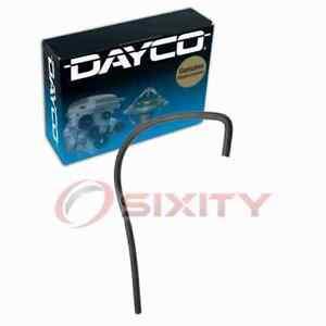 Dayco Heater Hose HVAC Heater Hose for 1982-1986 Ford Thunderbird 3.8L 5.0L ii