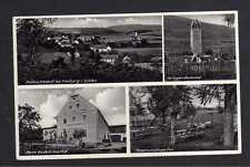 108373 AK Fröhlichsdorf bei Freiburg i. Schlesien 1938 Gasthof Guder Kriegerdenk