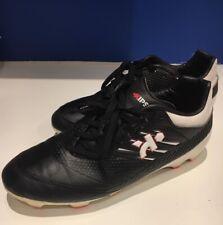 KIPSA Chaussures à crampon RUGBY T37 Noires