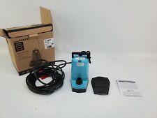 Little Giant 505025 16 Hp Submersible Utility Pump 5 Msp 115 Volt 1200 Gph