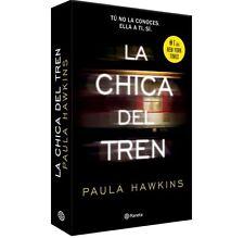 La Chica Del Tren por Paula Hawkins