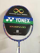 2016 Badminton racket DU0RA 10 LCW Carbon badminton racquet DUORA