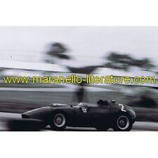 Photo 1959 Ferrari 256 F1 n°2 Tony Brooks / Sebring (Usa)