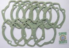 TRADE PACK OF10  200cc IMPROVED BASE GASKETS  FOR GP,LI,SX & TV LAMBRETTA SCOOTS