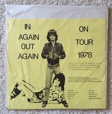 ROLLING STONES - IN AGAIN OUT AGAIN - VINYL LP SHRINK RARE NO TMOQ TAKRL