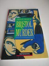 Libro lectura en inglés HEINEMANN intermediate: Bristol Murder