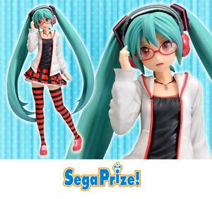 Hatsune Miku Project DIVA Arcade Future Natural Official Licensed Figure SEGA
