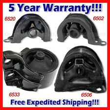 A447 For 93-97 Civic Del Sol 1.6L Front/ Lower LF/ Upper LF/ Rear 4PCS MANUAL
