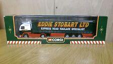 Corgi 59504 diecast Eddie Stobart Ltd Volvo Curtainside Trailer
