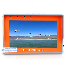 "Wrist 1080P AHD TVI HD Analogy CCTV Camera 4.3"" Video Monitor Tester"