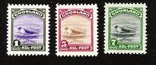 Greenland Sc #10-12 MLH Scv $75.00