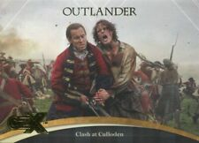 Cryptozoic Outlander CZX Complete Trading Card Base Set