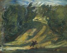 Landscape Chaim Soutine  24'  CANVAS