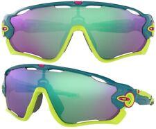 Oakley Damen Herren Sportbrille OO9290-56 Jawbreaker Prizm Road Jade OO22 H