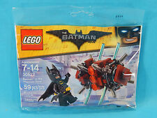 Lego Batman Movie Polybag 30522 Batman in the Phantom Zone 59pcs New Sealed 2017