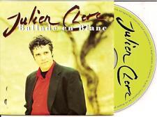 JULIEN CLERC - ballade en blanc CD SINGLE 2TR CARDSLEEVE 1994 RARE!