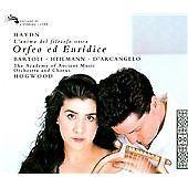 Haydn - Orfeo ed Euridice Hogwood  2 Discs & Libretto CD New