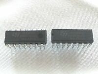 2 x TEA2025B ORIGINAL SGS Integrated Circuit IC - USA Free Shipping