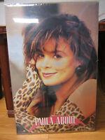 Paula Abdul vintage Oginal Poster 1990 10711