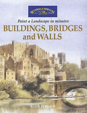 Buildings, Bridges and Walls by Keith Fenwick (Paperback, 2002) Art Paint book