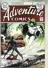 Adventure Comics #432-1974 fn  Spectre / Jim Aparo
