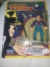 "Vintage 1990 Dick Tracy Al ""Big Boy"" Caprice Sealed Action Figure Playmates"