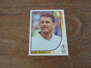 Mark Kinsella - Ireland - Panini Korea Japan 2002 Football Sticker - Near Mint!