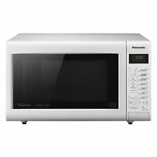 Panasonic NN-CT555W Slimline Combination Microwave Oven 1000W 27L - White
