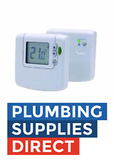 * HONEYWELL DT92E WIRELESS ROOM THERMOSTAT WITH ECO FEATURE