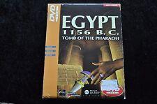 Egypt 1156 B.C.Tomb Of The Pharaoh Big Box PC Game
