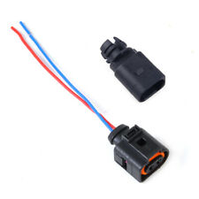Ambient air temperature sensor Connector Plug Wiring Harness fit for Audi ~