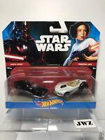 Hot Wheels Star Wars Darth Vader & Princess Leia - #2