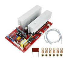 24V 3000W Large Power Pure Sine Wave Inverter Driver Board with MOS Pipe NEW