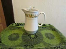 VERY NICE NORITAKE PROGRESSION CHINA. 9 CUP STOVE TOP COFFEE MAKER. HOME COMMING